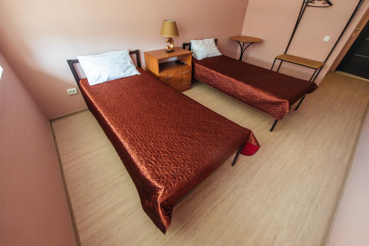 Стандарт с 2 кроватями
